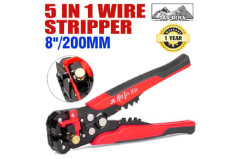 ATEM POWER Automatic Wire Cutter Stripper Pliers Electrical Cable Crimper Terminal Tool