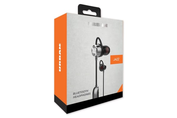 Urban Jazz Bluetooth Earphones w/ Mic