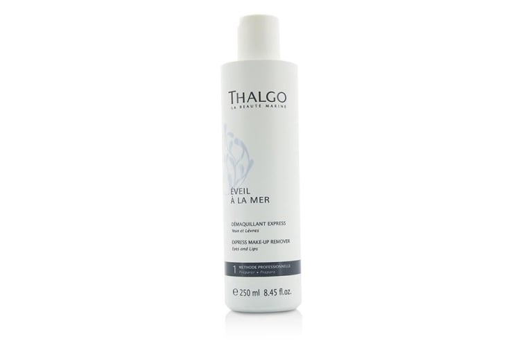 Thalgo Eveil A La Mer Express Make-Up Remover - For Eyes & Lips (Salon Size) 250ml/8.45oz