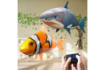Remote Controlled Flying Fish - Shark