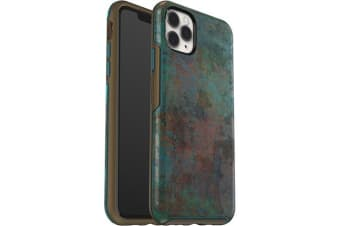 Otterbox iPhone 11 Pro Max Symmetry Series Protective Case Ultra Thin Protection Cover for Apple - Feeling Rusty