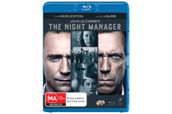 The Night Manager Blu-ray Region B