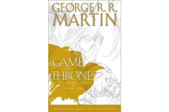 A Game of Thrones - Graphic Novel, Volume Four