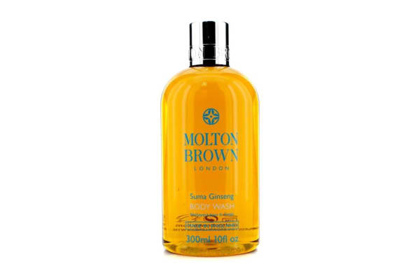 Molton Brown Invigorating Suma Ginseng Bath & Shower Gel (300ml/10oz)