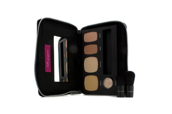 Bare Escentuals BareMinerals Ready To Go Complexion Perfection Palette - # R230 (For Medium Golden Skin Tones) (-)