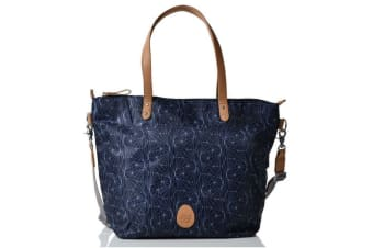 Pacapod Colby Nappy Bag Navy