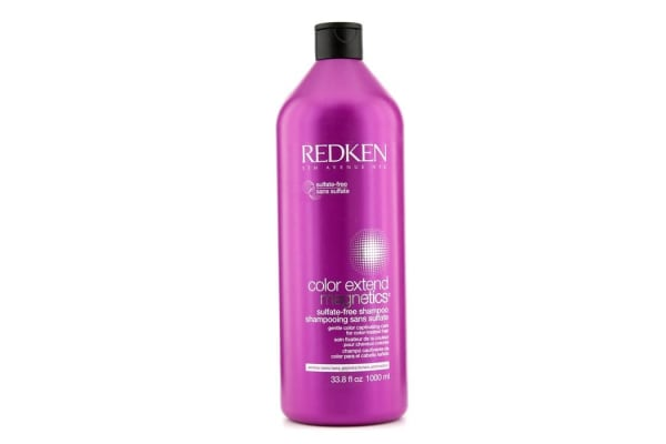 Redken Color Extend Magnetics Sulfate-Free Shampoo (For Color-Treated Hair) (1000ml/33.8oz)