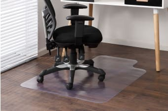 Ergolux Chair Mat for Hard Floors (120 x 90cm)