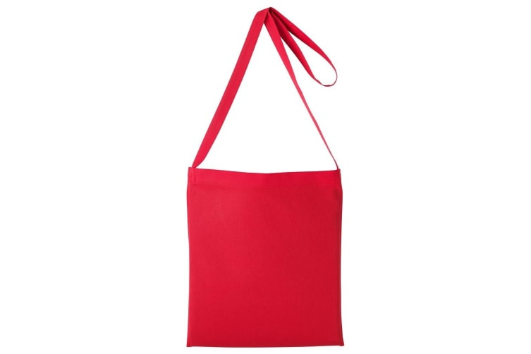 Nutshell One-Handle Bag (Fire Red) (One Size)