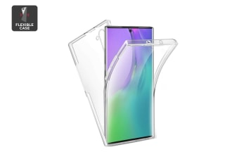 Samsung Galaxy Note10 360° Clear Case