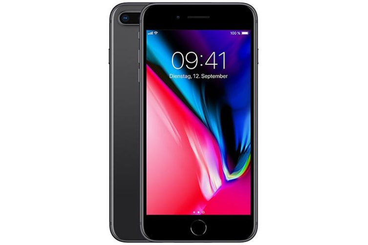 Used as Demo Apple Iphone 8 Plus 256GB Space Grey (Local Warranty, 100% Genuine)