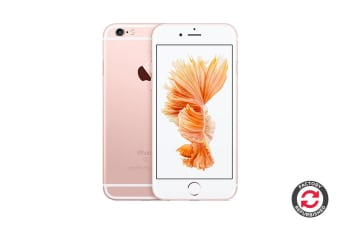 Apple iPhone 6s (128GB, Rose Gold) - Apple Certified Refurbished