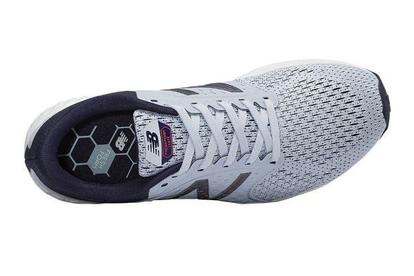 New Balance Women's Fresh Foam Zante v4 Shoe (White/Navy, Size 7)