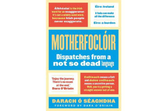 Motherfocloir - Dispatches from a not so dead language