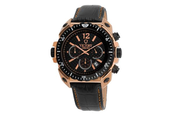 Victory Men's V-Circuit Watch (5102-RG)