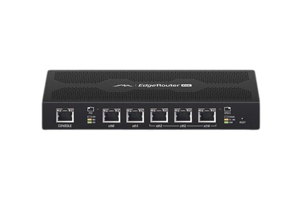 Ubiquiti EdgeRouter 5 Port PoE Gigabit Switch Router (ERPOE-5)