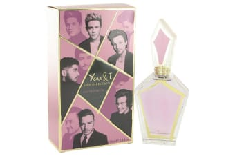 One Direction You & I Eau De Parfum Spray 100ml/3.4oz
