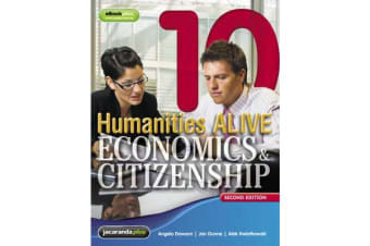 Humanities Alive Economics & Citizenship 10 & eBookPLUS