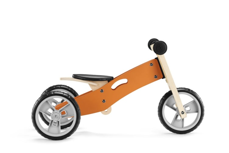 Kogan 2-in-1 Trike & Balance Bike (Tangerine)