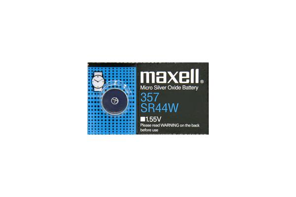 Maxell 1.55V Button Cell Silver Oxide