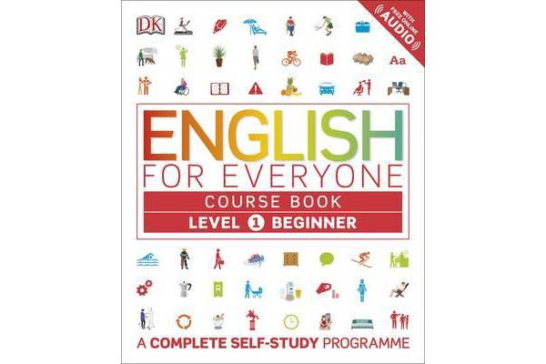 English for Everyone Course Book Level 1 Beginner - A Complete Self-Study Programme