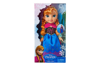 Disney Princess Frozen Toddler Anna Doll