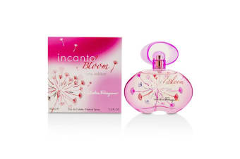 Salvatore Ferragamo Incanto Bloom EDT Spray (New Edition) 100ml/3.4oz