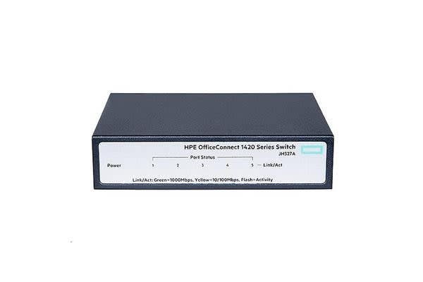 HPE JH327A 1420 5G Switch