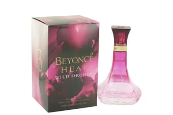 Beyonce Heat Wild Orchid Eau De Parfum Spray 100ml