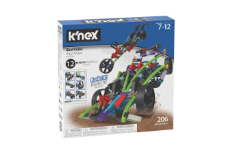 K'NEX Rad Rides 12-in-1 Building Set