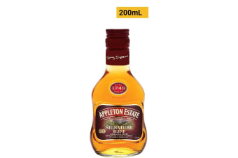 Appleton Estate Signature Blend 200mL  Bottle