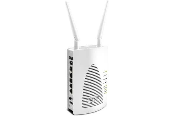 Draytek VigorAP902  802.11ac Concurrent Dual Band Wireless Access Point with PoE PD Port