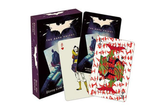 The Dark Knight Joker Playing Cards