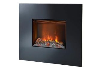 Dimplex Pemberley 2kW Wall Electric Heater Fireplace Optimyst Fire/Smoke Effect