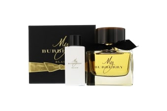 My Burberry Black Parfum Giftset 2 for Women EDP 90ml