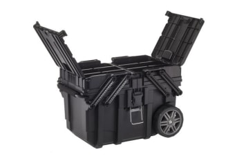 Keter 57lt Connect Cantilever Tool Cart