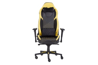 Karnox Gladiator ST Gaming Chairs Office Computer Seating Racing PU Leather