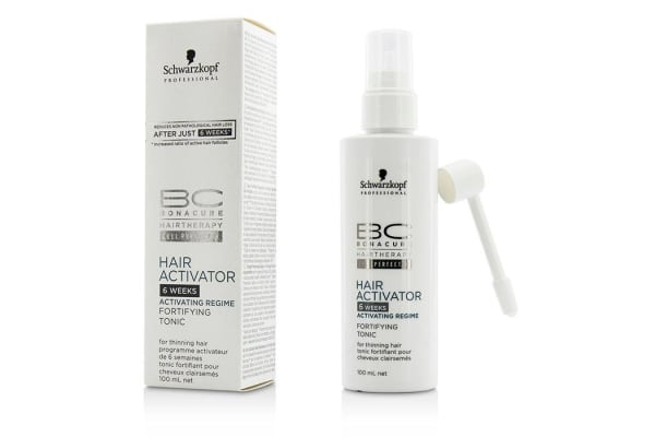 Schwarzkopf BC Hair Activator 6 weeks Activating Regime Fortifying Tonic (For Thinning Hair) (100ml/3.4oz)