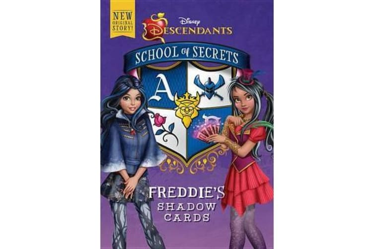School of Secrets - Freddie's Shadow Cards (Disney Descendants)