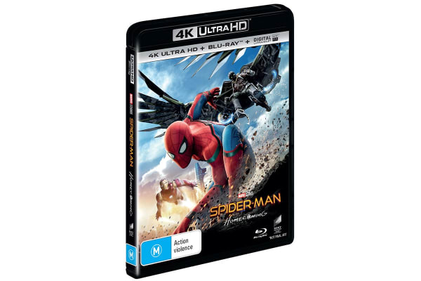 Spider-Man - Homecoming 4K Ultra HD UHD