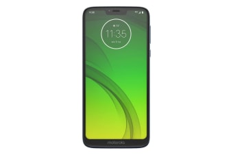 Motorola Moto G7 Power (Dual Sim 4G/3G, 64GB/4GB) - Caramic Black