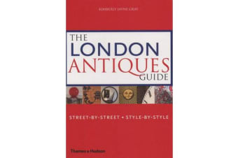 London Antiques Guide - Street-by-Stre