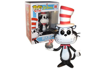 Dr Seuss Cat in the Hat with Fish Bowl US Pop! Vinyl