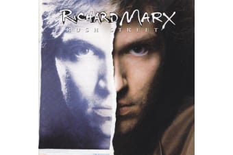 Richard Marx – Rush Street PRE-OWNED CD: DISC EXCELLENT