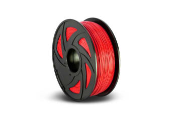 3D Printer Filament PLA 1.75mm 1kg/Roll Accuracy +/- 0.02mm Spool - Red