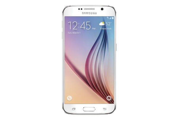 Samsung Galaxy S6 4G LTE (32GB, White)