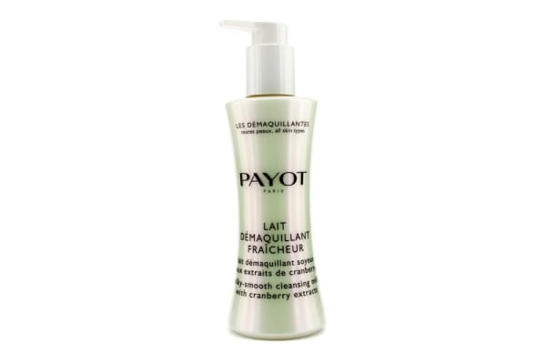 Payot Les Demaquillantes Lait Demaquillant Fraicheur Silky-Smooth Cleansing Milk (200ml/6.7oz)