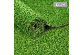 Artificial Grass 10 SQM Polyethylene Lawn Flooring 20mm (Olive)