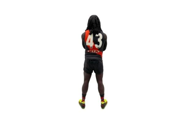 Anthony McDonald-Tipungwuti AFL Essendon 3D Printed Mini League Figurine - 18cm
