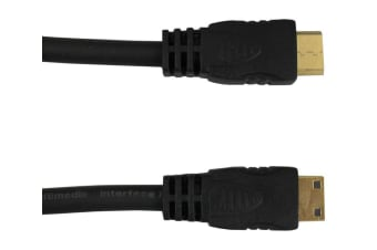 1.5M Mini Hdmi (Type C) To Mini Hdmi (Type C) Cable 1080P Full Hd Gold Plated